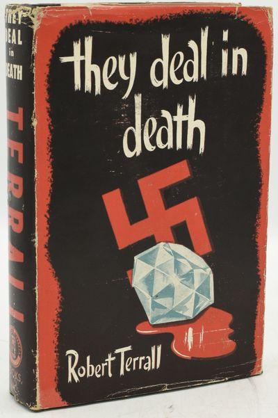 New York: Books, Inc, 1944. Hard Cover. Very Good binding/Good dust jacket. An espionage-style adven...