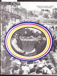 image of Bendigo Football League 100th Premiership Souvenir Issue No.22 September 1985