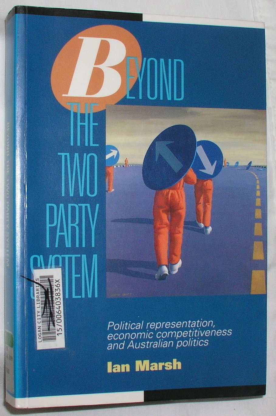 the two party system in australia (with g starr and k richmond) political parties in australia, melbourne,  heinemann,  (with sa hagan) 'the australian democrats and the two-party  system',.