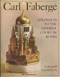 image of Carl Faberge Goldsmith to the Imperial Court of Russia