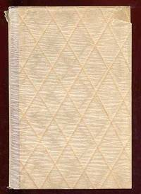Hanover NH: Dartmouth College, 1931. Hardcover. First edition. Cloth and paper over boards. Some off...
