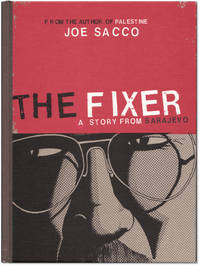 The Fixer: A Story from Sarajevo.