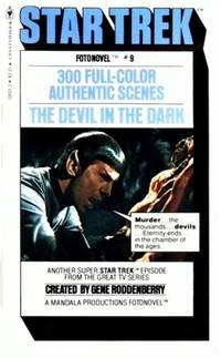Star Trek Fotonovel #9 the Devil in the Dark