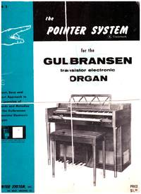 image of LEARN TO PLAY The  GULBRANSEN TRANSISTOR ELECTRONIC  ORGAN.
