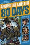 image of Around the World in 80 Days (Graphic Revolve: Common Core Editions)