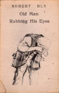 Old Man Rubbing His Eyes