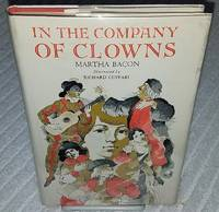 IN THE COMPANY OF CLOWNS by  Illustrated by Richard Cuffari  Martha - First Edition - from Windy Hill Books and Biblio.com
