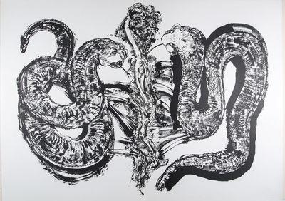 New York: The Spiral Press, 1964. Hardcover. vg. 1/325. Elephant folio. Portfolio. 42pp. of loose sh...