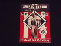 1939 World Series Crosley Field. New York Yankees, Cincinnati Reds.