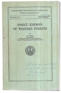 Insect Enemies of Western Forests by  F. P Keen - Hardcover - 1952 - from George Isbell and Biblio.co.uk