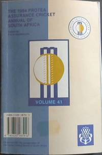 The 1994 Protea Assurance Cricket Annual of South Africa