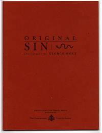 Original Sin.