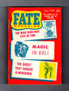 image of Fate Magazine - True Stories of the Strange and The Unknown / June, 1956.  UFOS Over Japan; Parapsychology; Ghosts on British Highways; Teleportation; Precognition; Appolonius of Tyana; Transformation; Time Travel; Headless Horseman of Belmont; Unruly Poltergeist