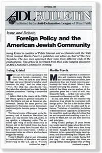 ADL Bulletin, Vol. 37, no. 7 September, 1980