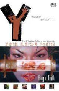 image of Y: The Last Man, Vol. 5: Ring of Truth