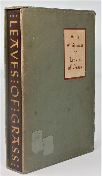 Mount Vernon, NY: Peter Pauper Press. Hardcover. Near fine. Undated.Number 265 of a limited edition ...