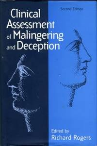 image of Clinical Assessment Of Malingering And Deception