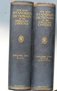 Funk & Wagnalls New Standard Dictionary of the English Language Upon Original Plans, Designed...