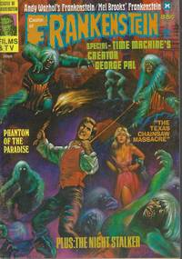 CASTLE OF FRANKENSTEIN: No. 25, June 1974