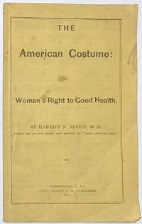 image of The American costume, or, Woman's right to good health