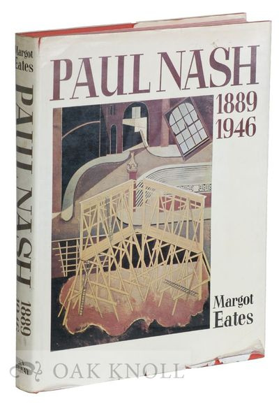 (London, England): John Murray, 1973. cloth, dust jacket. Nash, Paul. 4to. cloth, dust jacket. xvi, ...