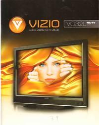 VIZIO VO32L HDTV10A User Manual