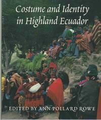 image of COSTUME AND IDENTITY IN HIGHLAND ECUADOR
