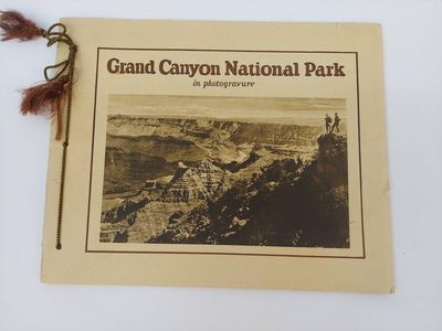 El Tovar Studios, Grand Canyon National Park: Fred Harvey, 1925. Saddle-stitched. oblong 8vo., unpag...