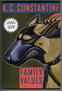 Family Values - A Mario Balzic Novel [COLLECTIBLE ADVANCE READING COPY]