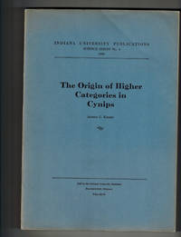The Origin of Higher Categories in Cynips