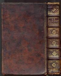 Le Parnasse François, Dedié au Roi [with] Description du Parnasse François Exécuté en Bronze, a la Gloire de la France et de Louis le Grand (1760)