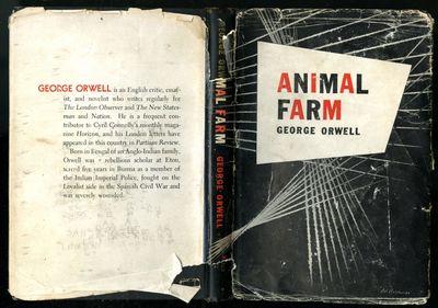 New York: Harcourt Brace, 1946. First Edition. Hardcover (Original Cloth). Very Good Condition/Good....