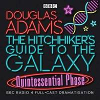 image of Hitchhiker's Guide to the Galaxy: Quintessential Phase