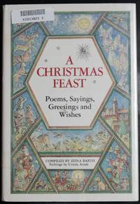 CHRISTMAS FEAST by  Edna  Ursula; Barth - Hardcover - 11/09/79 12:00 AM - from GuthrieBooks (SKU: ZB35178)