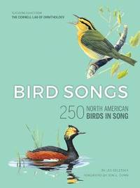 image of Bird Songs: 250 North American Birds in Song