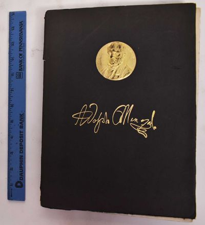 Munchen: Bruckmann, 1905. Softcover. Good+ (covers loose and torn, age toning to end pages and text ...