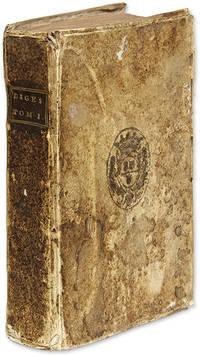 Digestorum seu Pandectarum Libri Quinquaginta ex Pandectis..