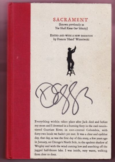 San Francisco: McSweeney's, 2003. First edition.