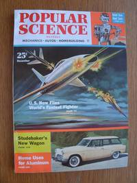image of Popular Science Magazine December 1953