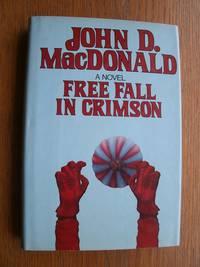 image of Free Fall in Crimson