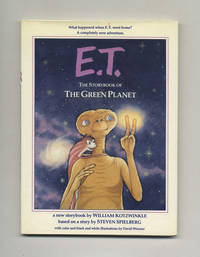 E.T.: The Storybook of the Green Planet  - 1st Edition/1st Printing