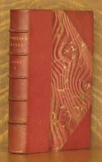image of THE WORKS OF ALFRED, LORD TENNYSON, POET LAUREATE [ CONNOISSEUR EDITION] VOLUME X [TEN] ONLY - BECKET and THE CUP