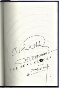The Bone Clocks. by  David MITCHELL - Signed First Edition - 2014.  - from Orpheus Books and Biblio.co.uk