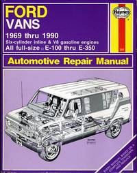 FORD VANS 1969-91 SIX CYLINDER IN-LINE AND V8 ENGINES OWNER'S WORKSHOP  MANUAL--AUTOMOTIVE...
