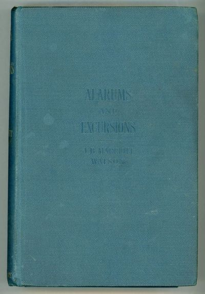 London: Methuen & Co., 1903. Octavo, pp. 2-312 + 40-page publisher's catalogue dated