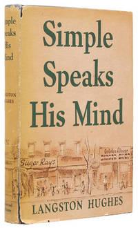 Simple Speaks His Mind.