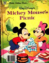 A Little Golden Book  WALT DISNEY'S MICKEY Mouse's Picnic