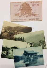 image of Picture Postcard / Chosen [Set of four postcards from colonial-era Korea, in original envelope]