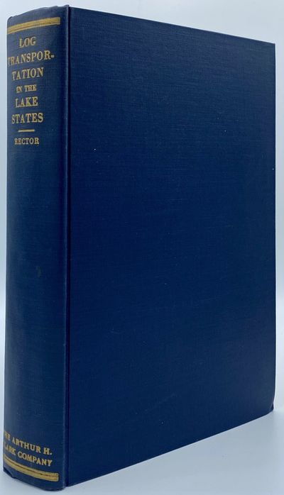 Glendale: Arthur H. Clark Company, 1953. First Edition. 352pp. Octavo Blue cloth with title and rule...