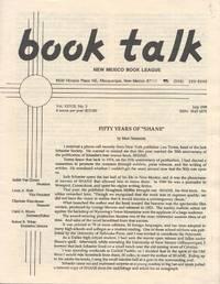 Book Talk: Volume XXVIII, Number 3, July 1999